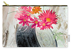 Country Summer - Photopower 1499 Carry-all Pouch by Pamela Critchlow