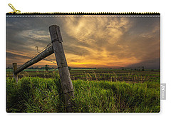 Country Sunrise Carry-all Pouch