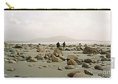 Couple And The Rocks Carry-all Pouch