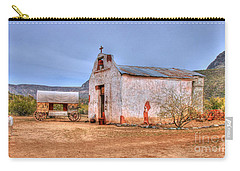 Cowboy Church Carry-all Pouch