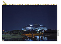 Cowboys Stadium Game Night 1 Carry-all Pouch