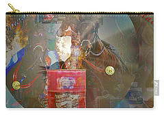 Cowgirl Cadillac Carry-all Pouch