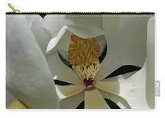 Coy Magnolia Carry-all Pouch