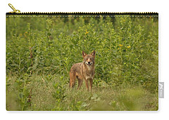 Coyote Happy Carry-all Pouch