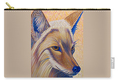 Coyote Summer Carry-all Pouch