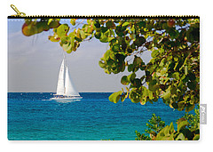 Cozumel Sailboat Carry-all Pouch