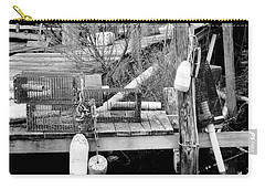 Crab Fishermans Still Life Carry-all Pouch