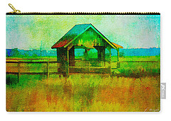Crab Shack Pawleys Island Carry-all Pouch