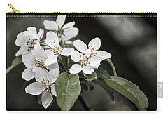 Crabapple Blossoms - Arboretum - Madison Carry-all Pouch