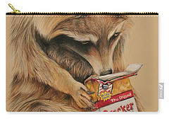 Cracker Jack Bandit Carry-all Pouch by Jean Cormier