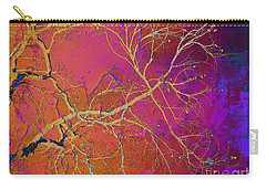 Crackling Branches Carry-all Pouch