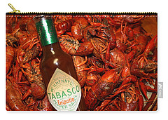 Crawfish And Tabasco Carry-all Pouch