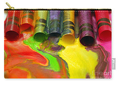 Crayon Cooperation Carry-all Pouch