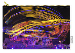 Crazy Ride Carry-all Pouch by Ray Warren