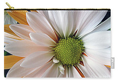 Carry-all Pouch featuring the photograph Creamsicle by Jean OKeeffe Macro Abundance Art