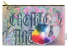 Create Art Carry-all Pouch