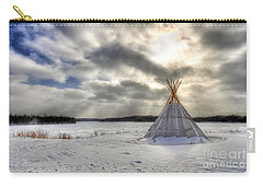 Cree Tepee Carry-all Pouch