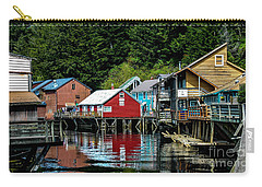 Creek Street - Ketchikan Alaska Carry-all Pouch