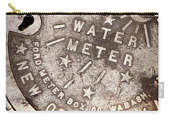 Crescent City Water Meter Carry-all Pouch