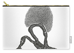 Crescent Lunge Carry-all Pouch