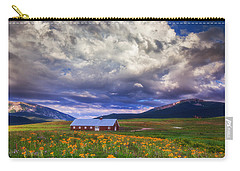 Crested Butte Morning Storm Carry-all Pouch