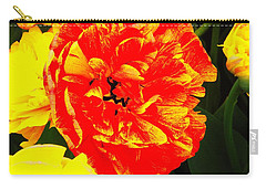 Carry-all Pouch featuring the photograph Cretaceous by John Schneider