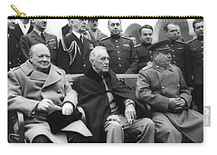 Crimean Conference In Yalta Carry-all Pouch