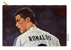 Cristiano Ronaldo Carry-all Pouch