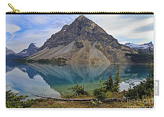 Crowfoot Mountain Banff Np Carry-all Pouch