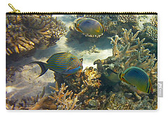 Cruisin Carry-all Pouch by Corinne Rhode
