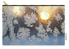 Crystal Sunrise Carry-all Pouch