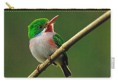 Cuban Tody Carry-all Pouch