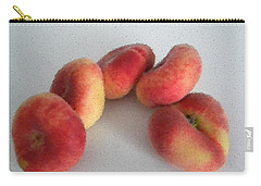Cubist View Of Peento Peaches Carry-all Pouch