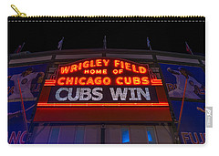 Cubs Win Carry-all Pouch