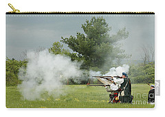 Carry-all Pouch featuring the photograph Culloden Jacobites by Carol Lynn Coronios
