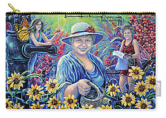 Cultivating The Arts Carry-all Pouch