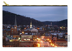 Cumberland At Night Carry-all Pouch by Jeannette Hunt