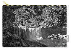 Cumberland Falls Six Bw Carry-all Pouch