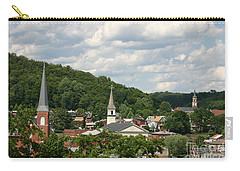 Cumberland Steeples Carry-all Pouch by Jeannette Hunt