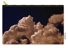 Clouds Carry-all Pouch by Salman Ravish