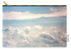 Cumulus Clouds Carry-all Pouch
