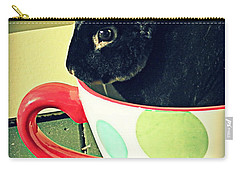 Cup O' Rabbit Carry-all Pouch