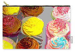 Cupcake Suite Carry-all Pouch