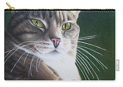 Royalty Carry-all Pouch by Pamela Clements