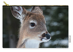 Curious Fawn Carry-all Pouch