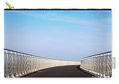 Curved Bridge Carry-all Pouch