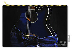 Curves Carry-all Pouch by Randi Grace Nilsberg