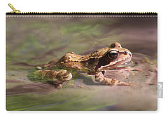 Cute Litte Creek Frog Carry-all Pouch