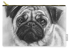Pug Dog Carry-All Pouches