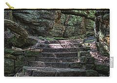 Cuyahoga Valley National Park Carry-all Pouch by Jeannette Hunt